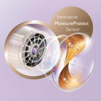 Perfect heat control with innovative sensor