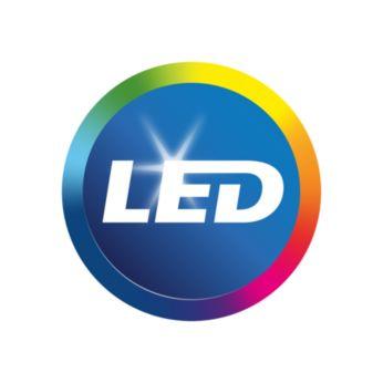 Luce LED di qualità elevata