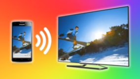 Wireless TV streaming