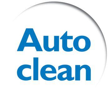 Система автоматической очистки с промывочным лотком