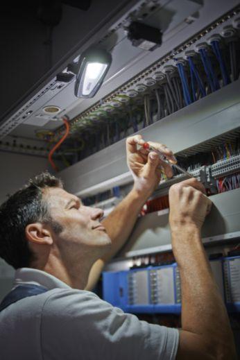 Беспроводной фонарь для профессионального использования