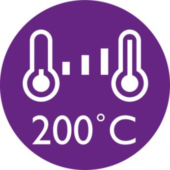 3 digitial temperature settings