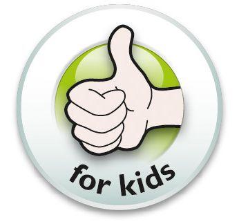 Chladné na dotyk a vhodné pro děti