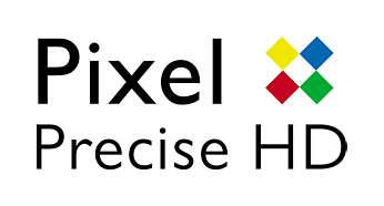 Pixel Precise HD for razor sharp images