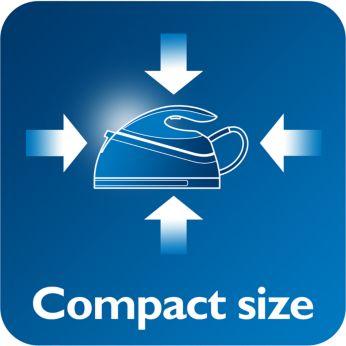 Компактный размер и легкий вес для удобного хранения
