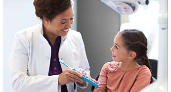 Preferred by dental professionals for their own children