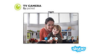 O Skype™ reúne as pessoas