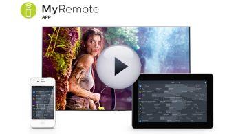 Приложение MyRemote: удобное управление телевизором