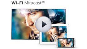 Wi-Fi Miracast™*