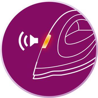 Sistem inteligent Calc Curățați cu semnal acustic / optic pentru memento anticalcar
