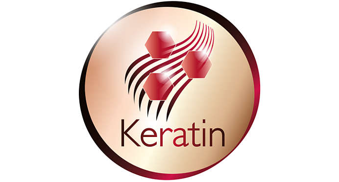Protective ceramic coating with Keratin infusion
