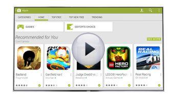 Google Play™ Store - de wereld binnen handbereik