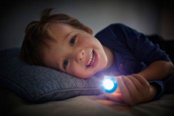 Accompagna il tuo bambino di notte