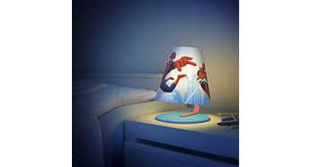 Idealna lampka biurkowa lub nocna dla dziecka
