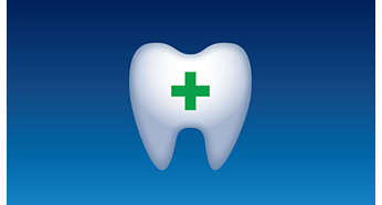 Better plaque removal to help reduce cavities
