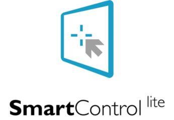 SmartControl Lite: для быстрой и простой настройки дисплея