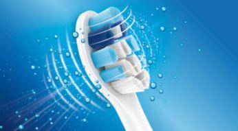 Безопасно для ортодонтических скоб, пломб и виниров