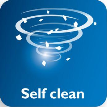 Curăţare automată pentru eliminarea eficientă a calcarului