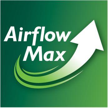 Tehnologie AirflowMax revoluţionară pentru aspirare extremă