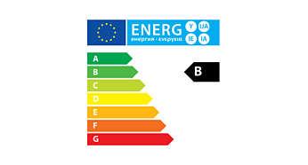 Classe di efficienza energetica B