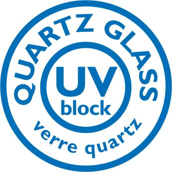 Автомобильные лампы Philips производятся из высококачественного кварцевого стекла*