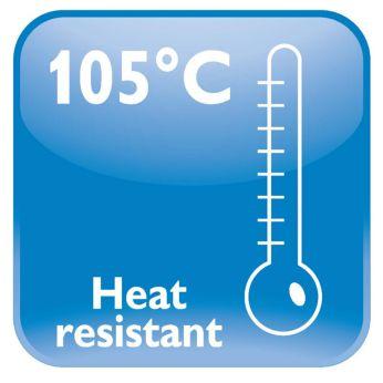 Устойчивость к вибрациям и воздействию высоких температур