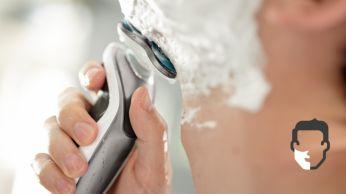 AquaTec для комфортного сухого или освежающего влажного бритья