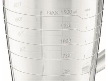 Ένδειξη στάθμης νερού και λαβή για εύκολη χρήση