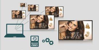 Uw videowand op afstand beheren en bedienen via SmartControl