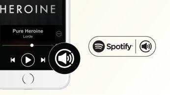 Spotify Connect pentru o experienţă de aplicaţie nativă, fără efort