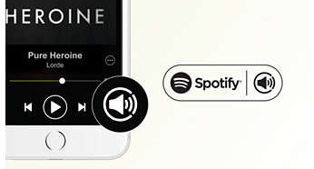 Spotify Connect for an effortless native app experience