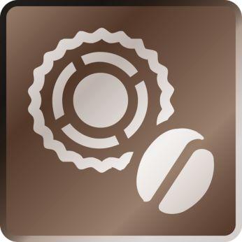 Extrage 100% din aroma cafelei cu ajutorul râşniţei ceramice