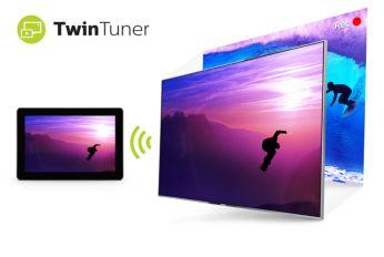 Dvojni kanalnik vam omogoča spremljanje ali snemanje več programov
