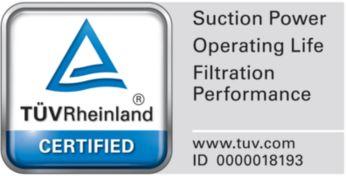 Сертификация TÜV — гарантия качества