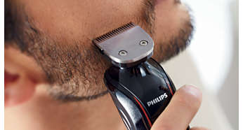 High-performance trimmer for precise and easy styling
