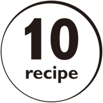 10 Multifunction programs for a variety of dishes