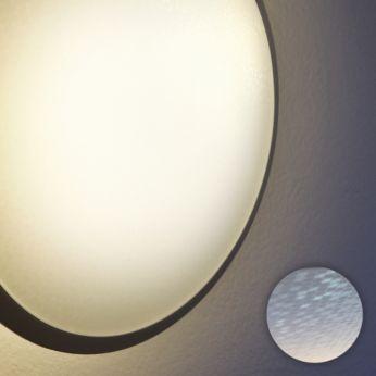 Sensación en 3D para un efecto de luz brillante