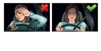 SafeBeam предотвращает ослепление водителей