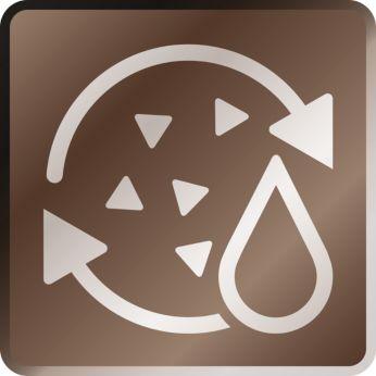 Ciclo di pulizia automatica senza problemi