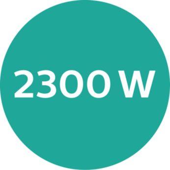 Yüksek performans 2300 W kurutma