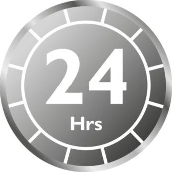 Sterilizzati per 24 ore se il coperchio non viene sollevato