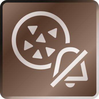 Aktywowanie funkcji AquaClean powoduje wyłączenie przypomnienia o konieczności usunięcia kamienia