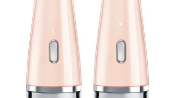 Two intensity settings: Gentle Cleansing and Deep Cleansing