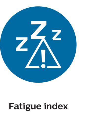 Индекс и показатель уровня утомляемости