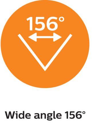 Широкоугольный объектив 156°