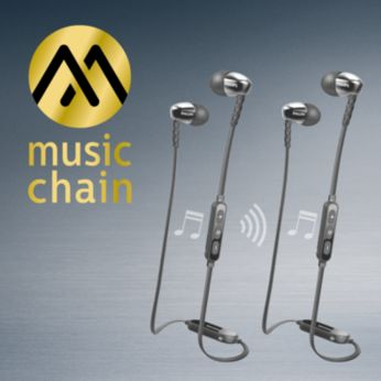 MusicChain 讓您與好友分享音樂更方便
