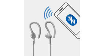 Supports Bluetooth® 4.1, HSP/HFP/A2DP/AVRCP