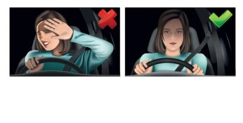 SafeBeam to not glare other drivers