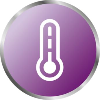 Surveillez la température de la chambre de votre bébé