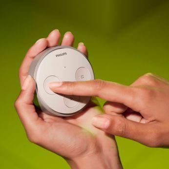 Energía cinética: no necesita pilas